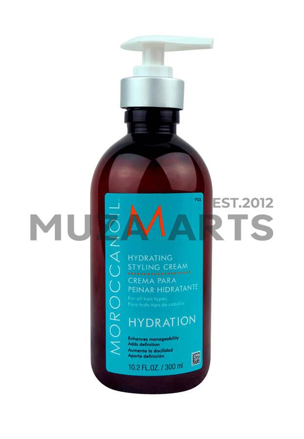 Увлажняющий крем для укладки волос Moroccanoil